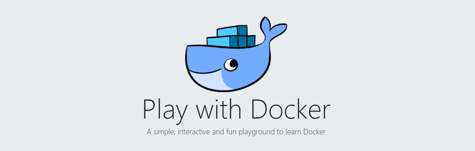 play-with-docker