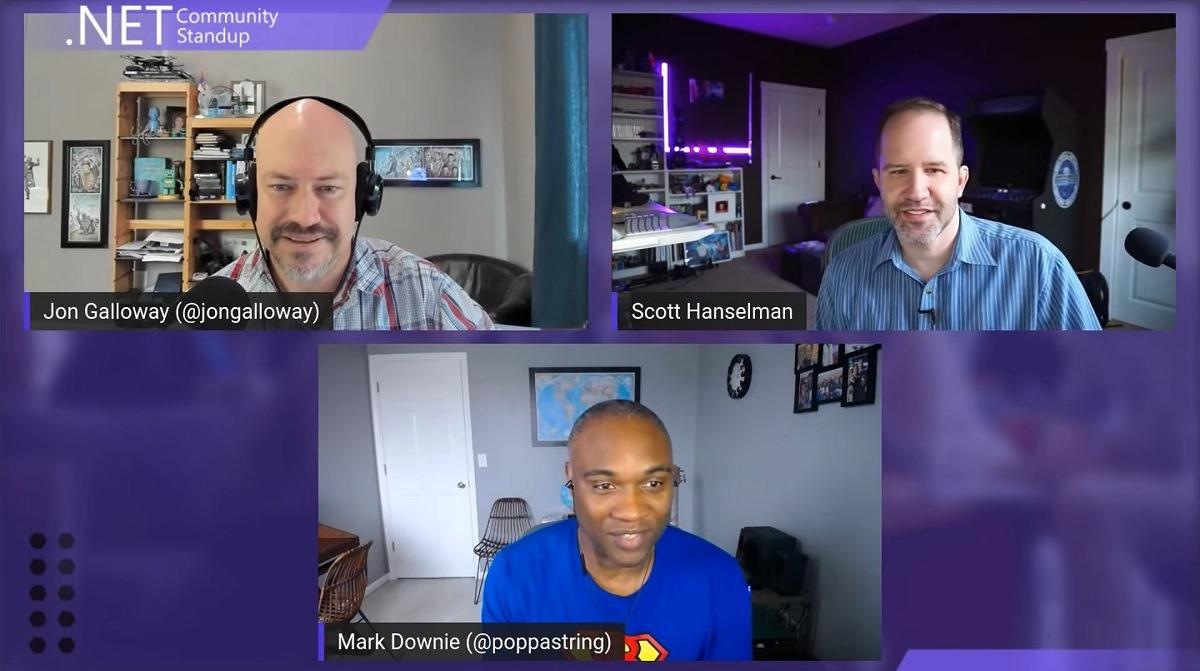 ASP.NET Community Standup - Updating Scott Hanselman's blog to .NET Core