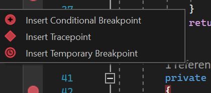 vs2022-temporary-trace-conditional-breakpoint