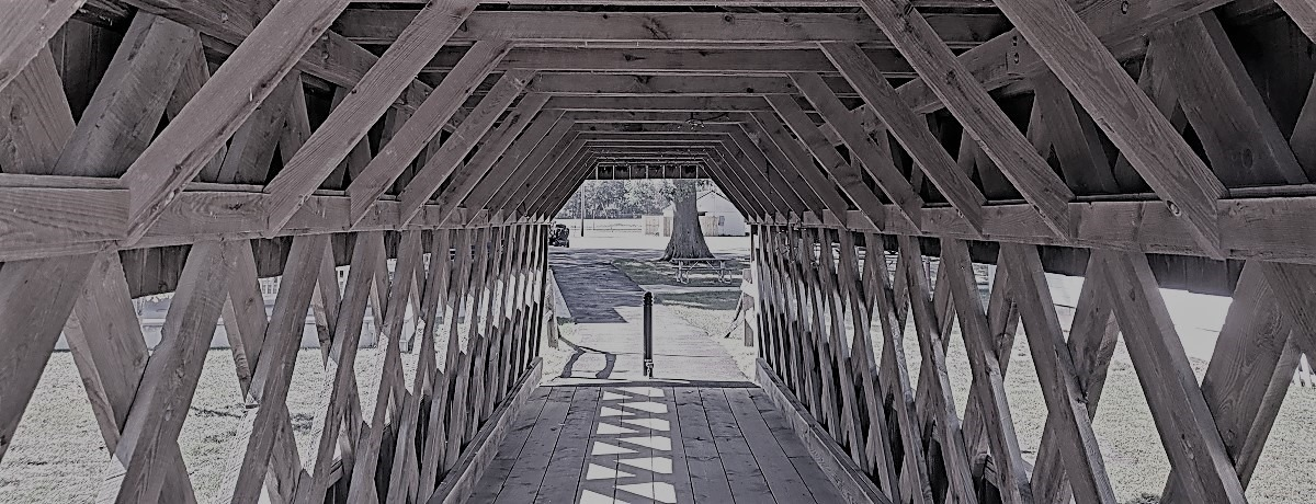 Covered Bridge - Hilliard Ohio