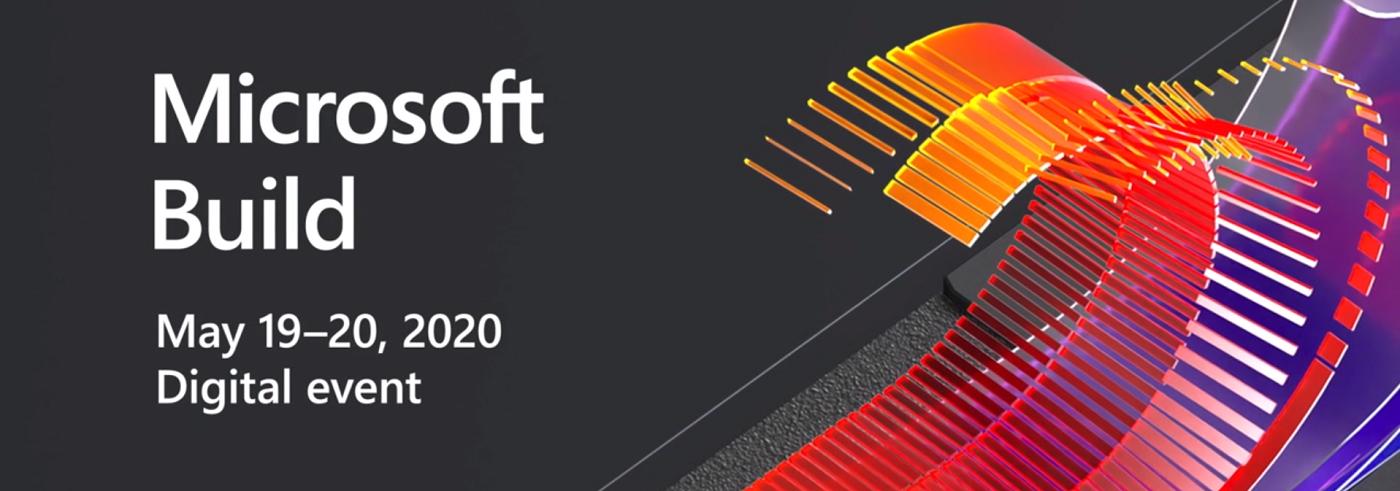 Microsoft Bbuild 2020
