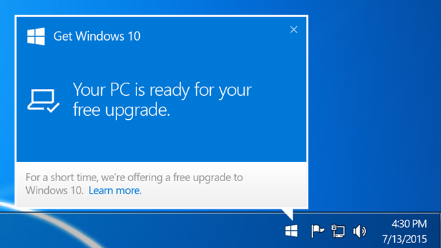W10FreeUpgradeReady