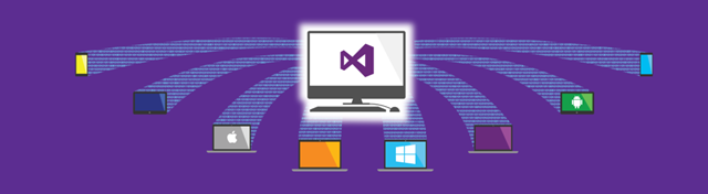 Visual Studio - Windows Desktop, Universal Windows Platform, iOS, and Android